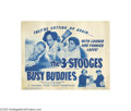 Movie Posters:Comedy, Busy Buddies (Columbia, 1944)...