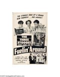 Movie Posters:Comedy, Fuelin' Around (Columbia, 1949)...