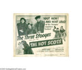 Movie Posters:Comedy, The Hot Scots (Columbia, 1948)...