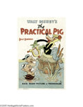 Movie Posters:Animated, The Practical Pig (RKO, 1939)...