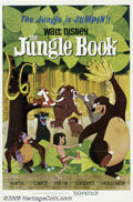 Movie Posters:Animated, The Jungle Book (Buena Vista, 1967)... (2 items)