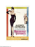 Movie Posters:Comedy, Breakfast At Tiffany's (Paramount, 1961)...