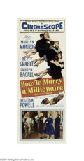 Movie Posters:Comedy, How to Marry a Millionaire (20th Century Fox, 1953)...