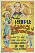Movie Posters:Musical, Rebecca of Sunnybrook Farm (20th Century Fox, 1938)...