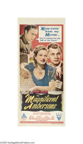 Movie Posters:Drama, The Magnificent Ambersons (RKO, 1942)...