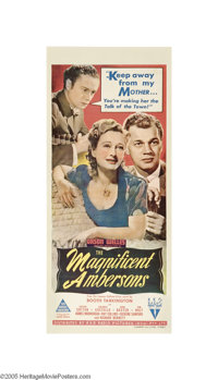 The Magnificent Ambersons (RKO, 1942)