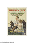 Movie Posters:Drama, Pampered Youth (Vitagraph Company of America, 1925)....