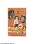Movie Posters:Comedy, Why Bring It Up? (Paramount, 1929)...