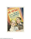 Movie Posters:Comedy, Me and My Gal (20th Century Fox, 1932)...