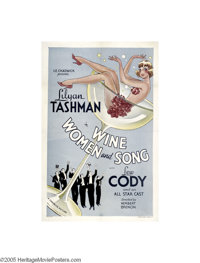 Wine, Woman and Song (Chadwick Pictures, 1933)
