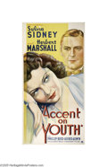 Movie Posters:Comedy, Accent on Youth (Paramount, 1935)...