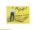 Movie Posters:Drama, Citizen Kane (RKO, 1941)...