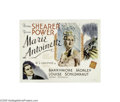 Movie Posters:Drama, Marie Antoinette (MGM, 1938)...