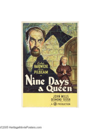 Nine Days A Queen (Gaumont, 1936)