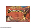 Movie Posters:Adventure, Spartacus (Universal International, 1960)...