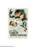 Movie Posters:Drama, Great Expectations (Universal International, 1946)...