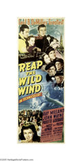 Movie Posters:Adventure, Reap the Wild Wind (Paramount, 1942)...
