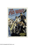 Movie Posters:Adventure, The Sea Wolf (Fox Films, 1930)...
