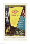 Movie Posters:Drama, East of Eden (Warner Brothers, 1955)...
