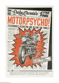 Motor Psycho (Eve Productions, 1965)