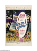 Movie Posters:Elvis Presley, Blue Hawaii (Paramount, 1961)...