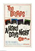Movie Posters:Rock and Roll, A Hard Day's Night (United Artists, 1964)...