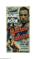 Movie Posters:Crime, Maltese Falcon (Warner Brothers, 1941)...