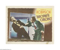 Movie Posters:Crime, Brother Orchid (Warner Brothers, 1940)... (2 items)