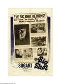Movie Posters:Crime, The Big Shot (Warner Brothers, 1942)...