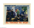 Movie Posters:Action, All Through the Night (Warner Brothers, 1942)... (5 items)