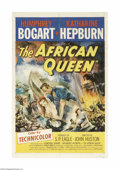 Movie Posters:Adventure, The African Queen (United Artists, 1952)...