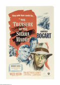 Movie Posters:Drama, Treasure of the Sierra Madre (Warner Brothers, 1948)...