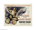 Movie Posters:Drama, The Treasure of the Sierra Madre (Warner Brothers, 1948)...