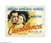 Casablanca (Warner Brothers, 1942)