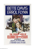 Movie Posters:Action, The Private Lives of Elizabeth and Essex (Warner Brothers, 1939)...