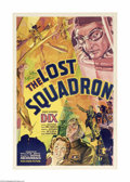 Movie Posters:Drama, The Lost Squadron (RKO, 1932)...