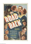 Movie Posters:War, The Road Back (Universal, 1939)...