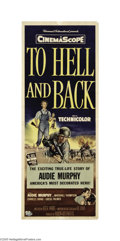 Movie Posters:Adventure, To Hell and Back (Universal, 1955)...