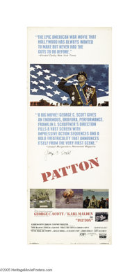 Patton (20th Century Fox, 1970)