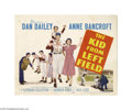 Movie Posters:Sports, The Kid from Left Field (20th Century Fox, 1953)....