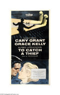 Movie Posters:Mystery, To Catch a Thief (Paramount, 1955)...