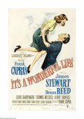 Movie Posters:Drama, It's a Wonderful Life (RKO, 1946)...