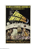 Movie Posters:Science Fiction, First Men in the Moon (Columbia, 1964)...