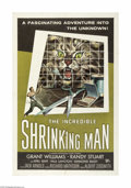 Movie Posters:Science Fiction, The Incredible Shrinking Man (Universal International, 1957)...