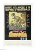 Movie Posters:Science Fiction, Valley of the Gwangi (Warner Brothers, 1969)...