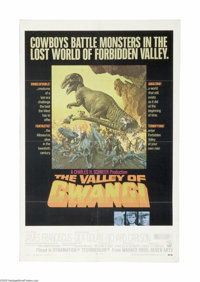 Valley of the Gwangi (Warner Brothers, 1969)