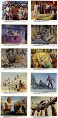 Movie Posters:Fantasy, Jason and the Argonauts (Columbia, 1963)... (10 items)