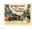 Movie Posters:Fantasy, The 7th Voyage of Sinbad (Columbia, 1958)...