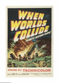 Movie Posters:Science Fiction, When Worlds Collide (Paramount, 1951)...