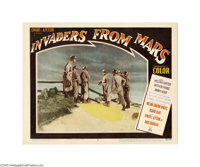 Invaders From Mars (20th Century Fox, 1953)